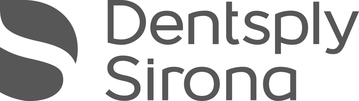 Logo Dentsply Sirona Grey 80 Black RGB